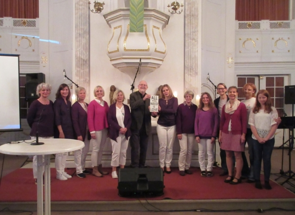 All you need is love! - der etwas andere Gottesdienst